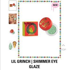 Kylie X Grinch Lil Grinch Shimmer Eye Glaze